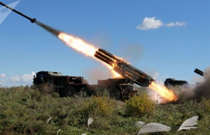 """لليوم الثاني... مضادات الدروع لدى الجيش السوري تحرق آليات """"الصينيين"""" في ريف حماة"""