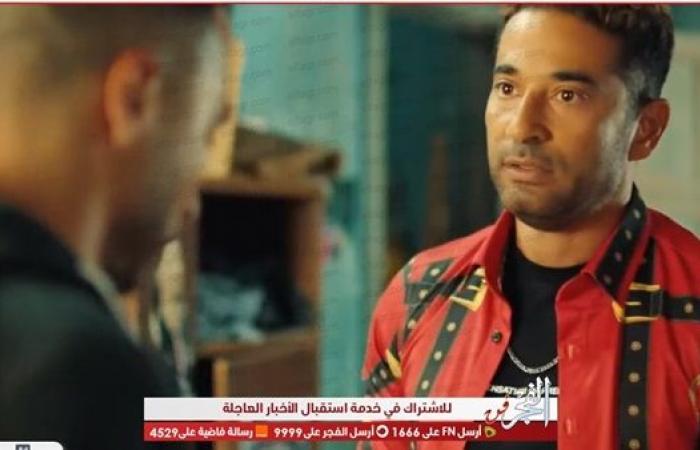 عمرو سعد يتعدى بالضرب على شقيقه بسبب والدته