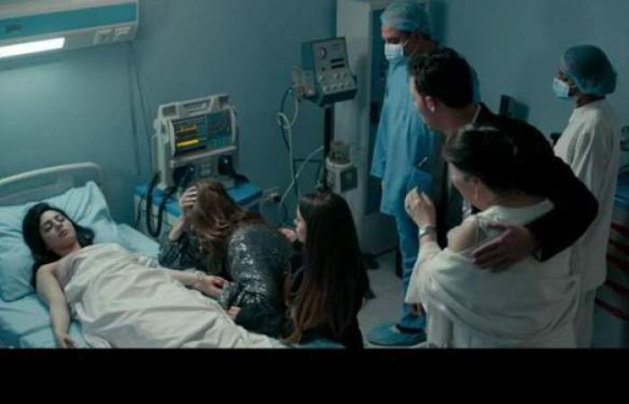 """مسلسل حرب أهلية.. مقتل """"نور"""" والحزن يسيطر على الحلقة 22"""