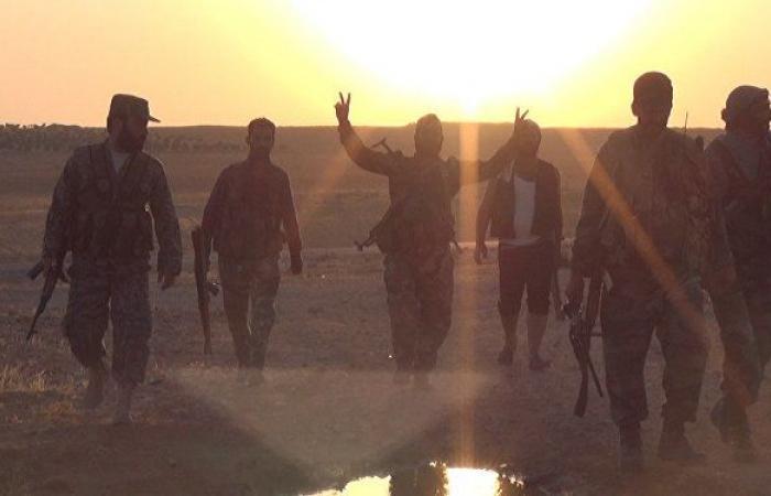"""كشف تفاصيل القبض على مجموعة من """"داعش"""" شمالي سوريا"""