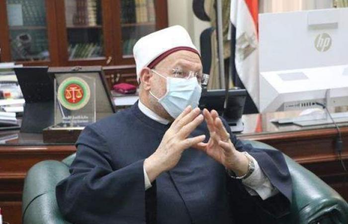 مفتي الجمهورية: المريض المفطر في رمضان ليس عليه قضاء حال موته