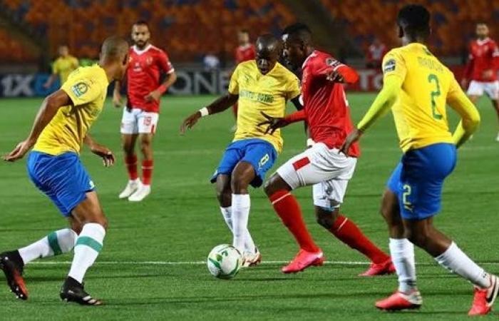 موعد مباراتي الأهلي ضد صن داونز في ربع نهائي دوري أبطال أفريقيا