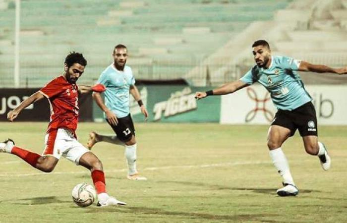 بعد لقاء المحلة.. 4 مباريات فشل الأهلي في تسجيل أهداف بها