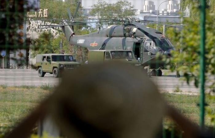 """""""زد 10""""... أخطر مروحية هجومية تصنعها الصين"""