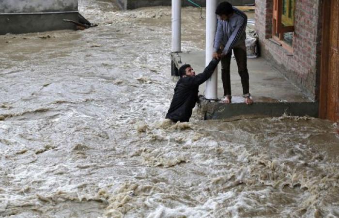 ارتفاع حصيلة فيضانات الجزائر إلى 4 ضحايا