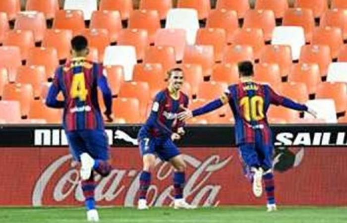 جدول ترتيب الدوري الإسباني قبل مواجهات الجولة الخامسة والثلاثين