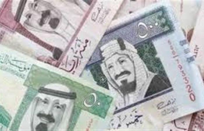 سعر الريال السعودى اليوم الثلاثاء 4-5-2021 أمام الجنيه بالبنوك