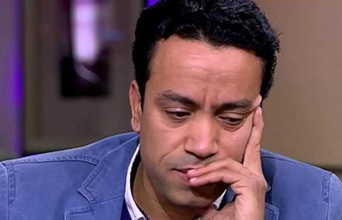 الموت يفجع الفنان سامح حسين