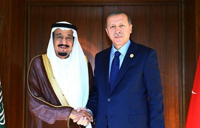 تركيا تكشف عن اتصال بين أردوغان والملك سلمان... هل أسهمت مصر بتقريب وجهات النظر؟