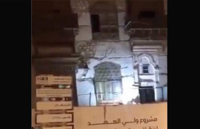 «جدة التاريخية»: «بيت ذاكر» الذي تعرض جزء منه للانهيار في قائمة المباني الآيلة للسقوط