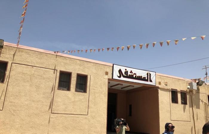 مستشفى متطورة وأجهزة حديثة لعلاج السجناء خلف الأسوار.. صور