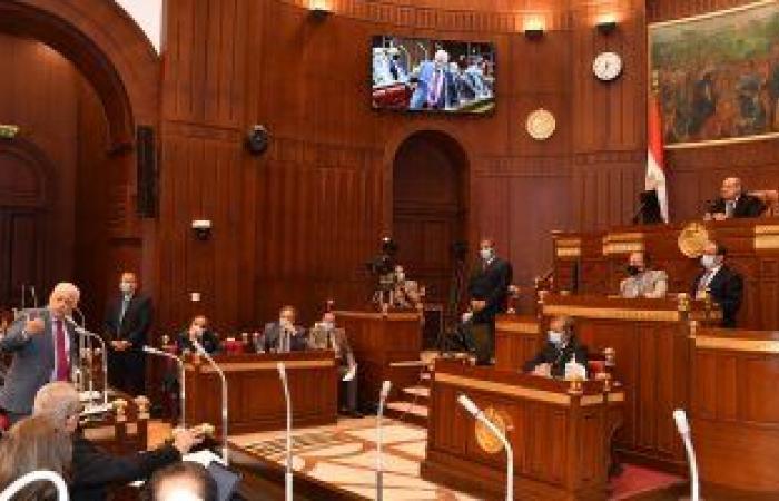 مجلس الشيوخ يوافق على المادة المنظمة لتشكيل الهيئات التأديبية لنقابة المهندسين