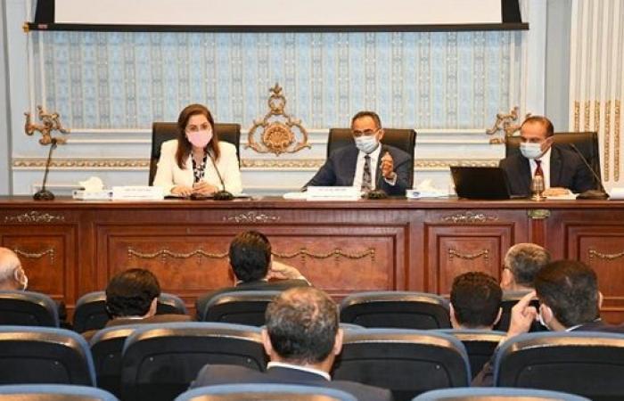 وزيرة التخطيط تستعرض أهم مبادرات قطاع التعليم بخطة 21/2022 أمام مجلس الشيوخ