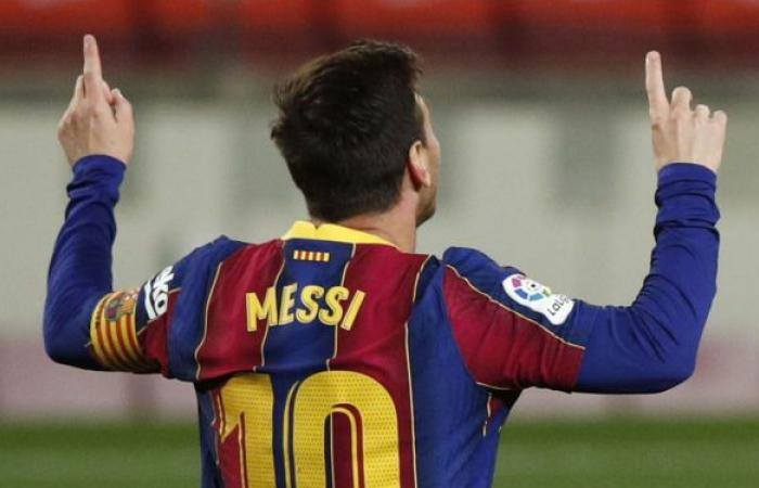 تقارير: ميسي يمدد عقده مع برشلونة ومفاجأة في الطريق