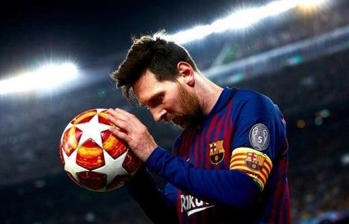 الليجا تفتح تحقيقا في مأدبة ميسي للاعبي برشلونة