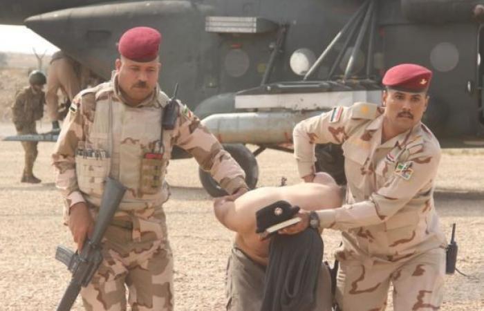 """اعتقال """"ساعي بريد داعش"""" شمالي العراق"""