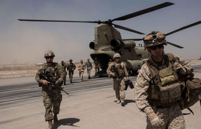 البنتاجون: قواتنا تعرضت لهجمات أثناء انسحابها من أفغانستان