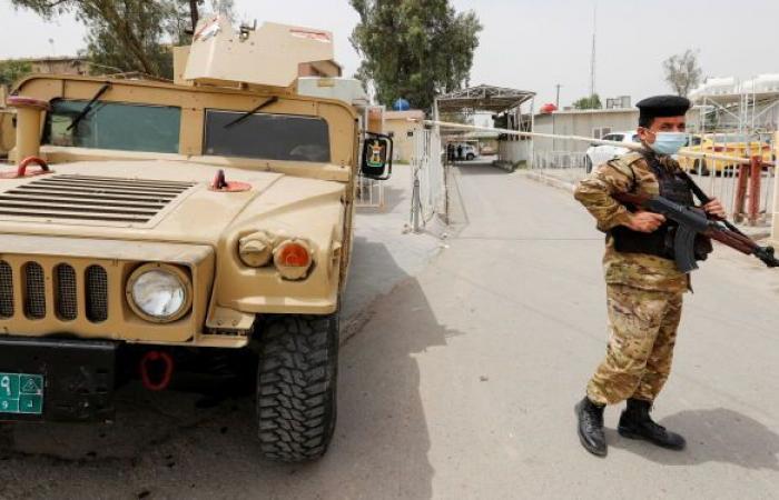 إحباط عملية إرهابية في بغداد بعد العثور على طن من المتفجرات