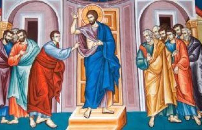 """تعرف على موعد عيد """"أحد توما"""" فى الكنيسة الأرثوذكسية"""