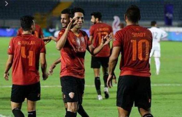 عودة صالح جمعة.. 22 لاعبا بقائمة سيراميكا استعدادا للمقاولون