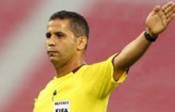 أحمد الغندور يدير مباراة الإسماعيلى والجونة ومحمود عاشور لأسوان والمصرى