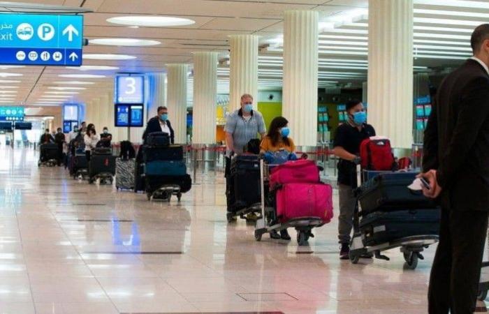 دخول المسافرين القادمين من الهند إلى الإمارات.. بشرط!