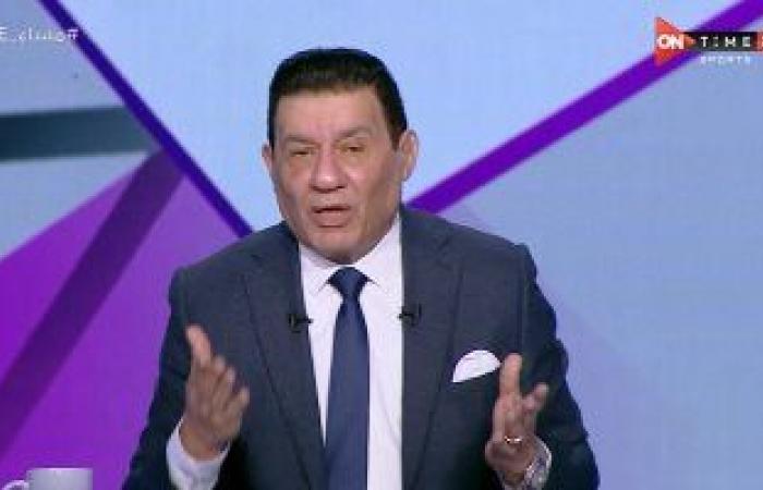 مدحت شلبي: مفيش حكم بيبقى ضد الأهلي أو الزمالك