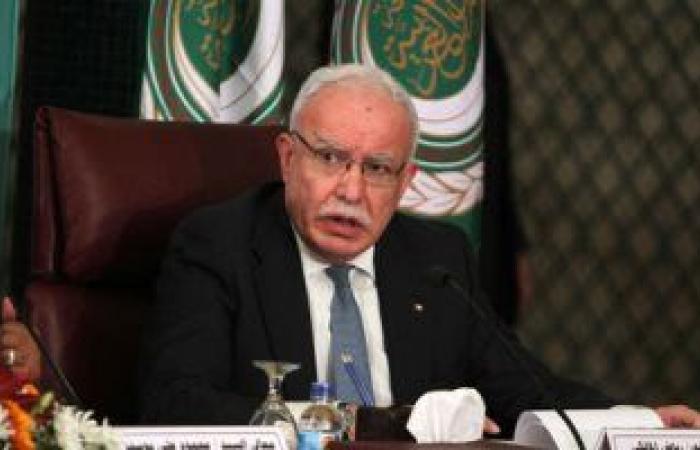وزير الخارجية الفلسطينى يصل موسكو فى مستهل جولة أوروبية