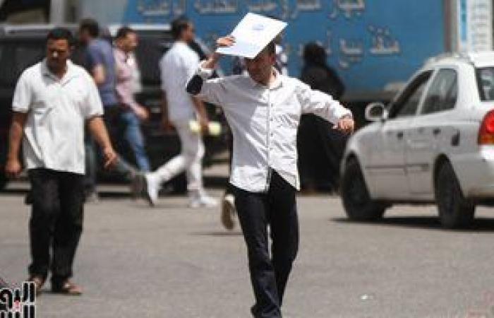 أجواء شديدة الحرارة بكافة الأنحاء اليوم والعظمى بالقاهرة 40 وأسوان 43 درجة