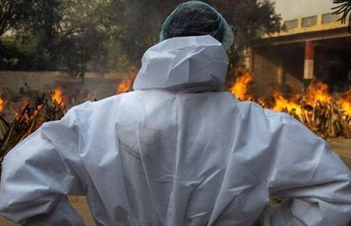 أرقام مهولة.. الهند تعلن عن قفزة كبيرة في إصابات ووفيات كورونا