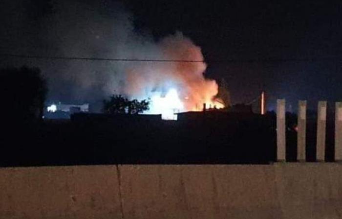 مقتل وإصابة 3 أشخاص في عدوان إسرائيلي على محافظتي اللاذقية وحماة