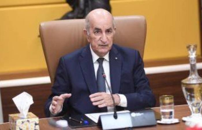 الرئيس الجزائرى يكلف وفدا وزاريا بتفقد آثار فيضانات ولاية المدية
