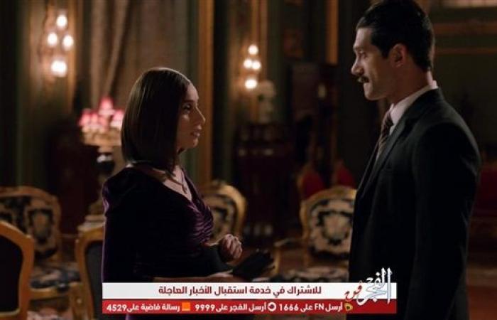 """دينا الشربيني تكشف لشقيقها الحقيقة وتتلقى عرضًا بالزواج في """"قصر النيل"""""""