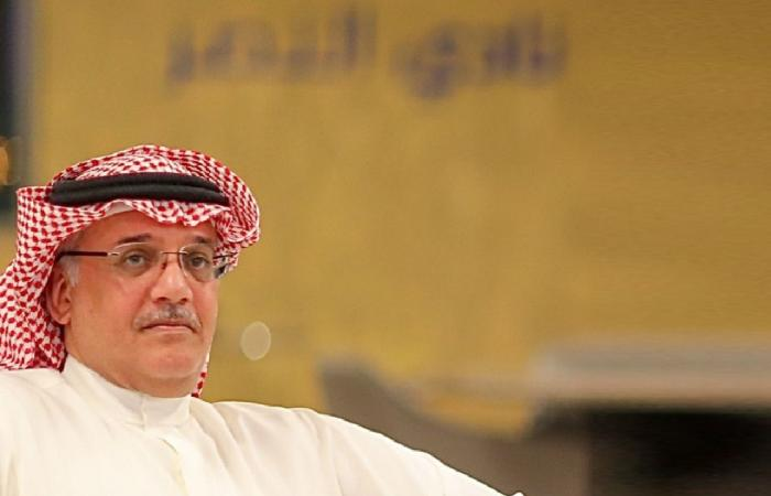 الأمير الوليد بن بدر ينعش خزينة النصر بمليون ريال