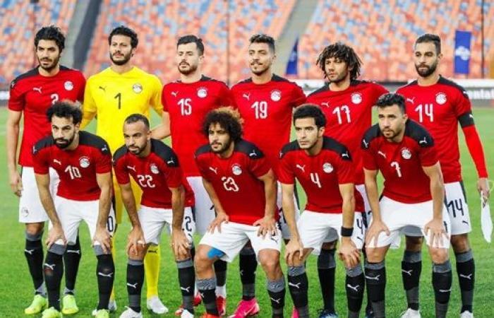 موعد مباريات مصر في بطولة كأس العرب