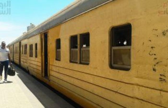 السكة الحديد تستبدل عربات بعض القطارات بأخرى مُعاد تأهيلها اليوم