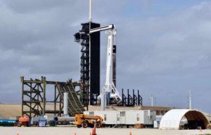 """""""سبيس إكس"""" تعمل على بناء أول منصاتها الفضائية العائمة"""