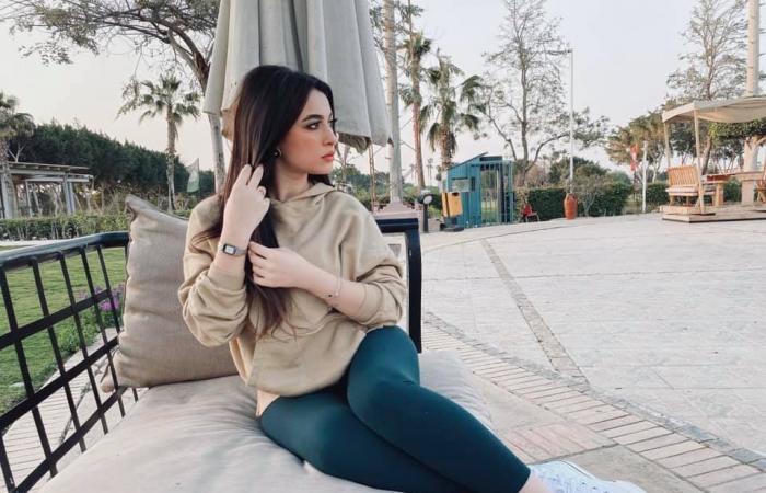 """شاهيستا سعد ابنة بيومي فؤاد في مسلسل """"عودة الأب الضال"""""""