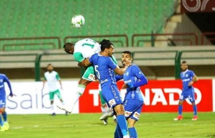 المصري يوقع غرامة مالية على لاعبي الفريق بعد الخروج من كأس مصر