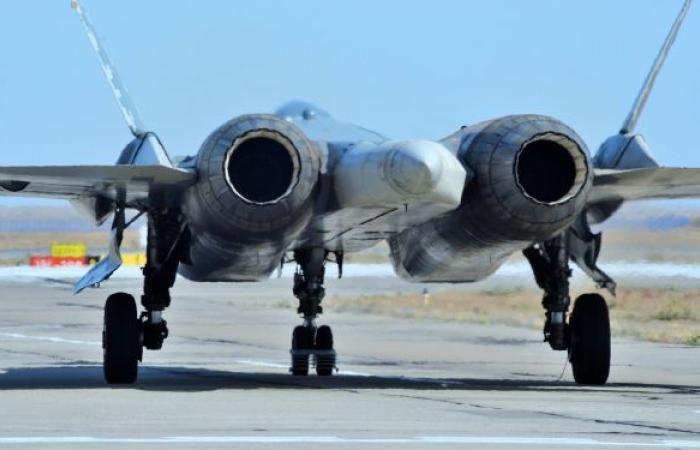 مقاتلة الجيل الخامس الروسية تستحوذ على اهتمام عدة دول