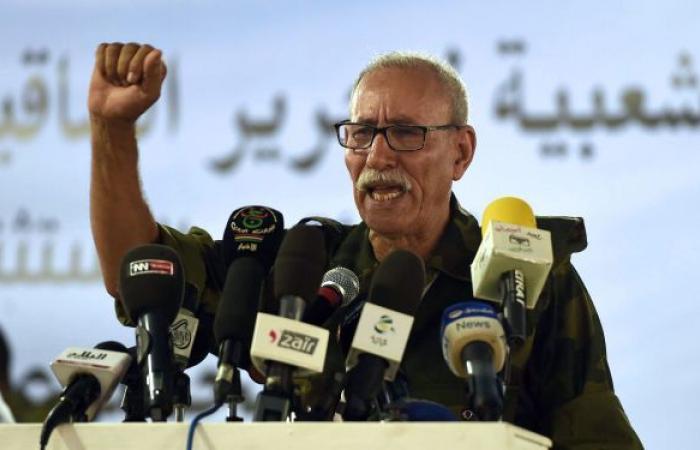 """زعيم """"البوليساريو"""" يصل إلى الجزائر بعد علاجه في إسبانيا"""