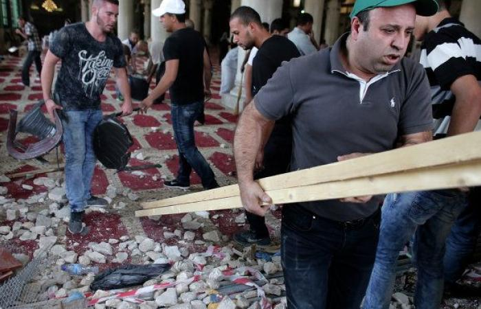 """""""حماس"""" تدعو إلى """"جمعة غضب"""" ضد إسرائيل لمواجهة اقتحام المسجد الأقصى"""