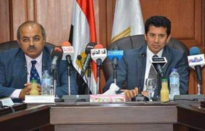 اليوم.. وزير الرياضة يشهد حفل افتتاح البطولة العربية للرماية
