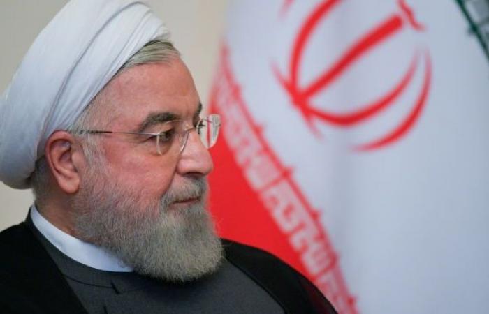 روحاني: تم حل القضايا الرئيسية العالقة مع أمريكا في مفاوضات فيينا