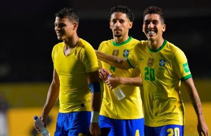 موعد مباراة البرازيل والإكوادور في التصفيات المؤهلة إلى كأس العالم 2022