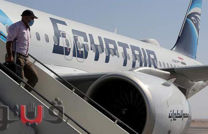 مصر للطيران تنظم اليوم ٤٧ رحلة دولية وداخلية لنقل أكثر من ٤١٣٩ راكبا