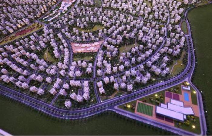 """معلومات لا تعرفها عن مدينة """"نور"""" السكنية أمام العاصمة الإدارية"""