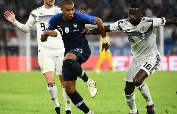 5 قنوات مفتوحة تنقل مباراة المانيا وفرنسا في يورو 2020