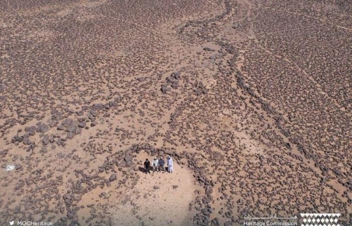 «هيئة التراث» تُطلق مشروع المسح الأثري للمنشآت الحجرية في الجوف و«الشمالية»
