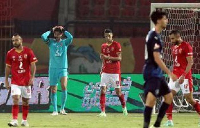 سيد عبد الحفيظ عن التعادل أمام بيراميدز: هذه كرة القدم وسنُعالج الأخطاء